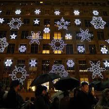 Snowflake Lights Outdoor 2d Christmas Outdoor Window Silhouette Light Snowflake Lights