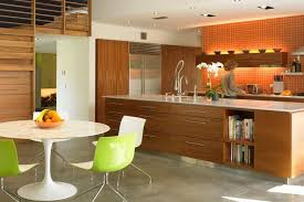 mid century modern kitchen cabinet colors 15 elements to give your kitchen an mid century