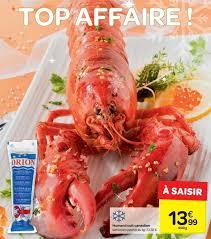 cuisiner homard surgelé cuisiner homard congelé 100 images homard farci à l antillaise