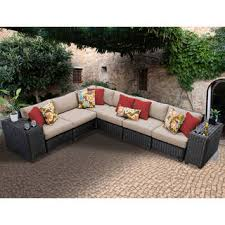 Venice Outdoor Furniture by Venice 8 Piece Outdoor Wicker Patio Furniture Set 08b Free