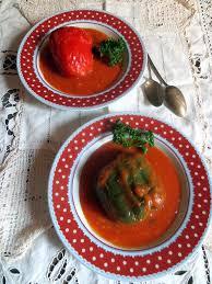 spécialité cuisine punjene paprike est une spécialité de la cuisine des balkans voici