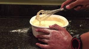 como hacer un funnel cake youtube