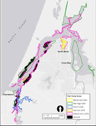 Map Of Coos Bay Oregon by Recreational Clams In The Coos Estuary Partnership For Coastal