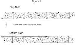 flexagon discovery the shape shifting 12 gon