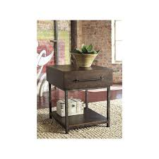 Ashley Furniture Side Tables T913 3 Ashley Furniture Starmore Brown Rectangular End Table