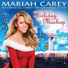 mariah carey holiday pandora