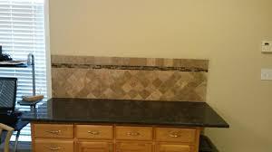 Tile Backsplash Charlotte X Noce Tile - Noce travertine tile backsplash