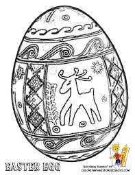 pysanky egg coloring page 15 easter egg coloring pages coloringkidsboyscom gif 612 792