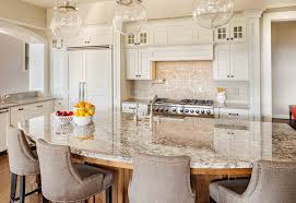 Granite Countertops For White Kitchen Cabinets Granite Countertop White Kitchen Cabinets Backsplash Ideas Red