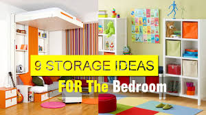 amazing storage ideas for small spaces youtube