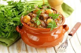 cuisine irlandaise typique le ragoût irlandais ou stew
