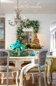 Blue Christmas Trees Decorating Ideas - a blue christmas edith u0026 evelyn vintage