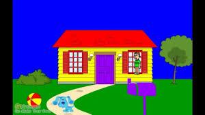 blue u0027s clues animated seasons 1 3 intro video dailymotion