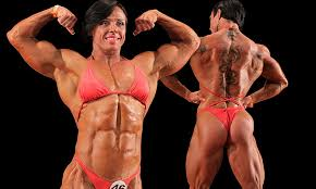 Rene Meme Bodybuilding - rene cbell chion female bodybuilder won t stop working out