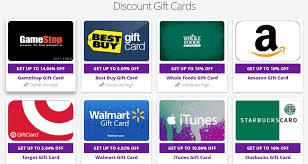 buy discount gift cards how to use discount gift cards to save money esavingsblog