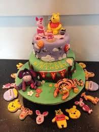 coolest winnie the pooh birthday cake design birthday cake