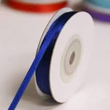 navy blue satin ribbon 100 yards 1 8 diy navy blue satin ribbon wedding party dress