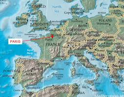Map Of Germany And France by Map Of France Paris France Pinterest Paris France And France