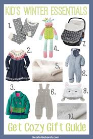 10 Essentials For A Kid by Get Cozy Kid S Winter Essentials Of Deborah