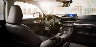 lexus cars interior photo gallery the updated 2018 lexus ct 200h lexus enthusiast