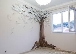 chambre dans un arbre chambre princesse bebe