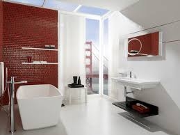 bathroom design awesome grey bathroom accessories red white and