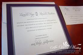 Purple And Silver Wedding Invitations Purple Designs U2013 Page 2 U2013 A Vibrant Wedding