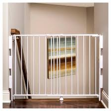 Baby Gates For Bottom Of Stairs With Banister Regalo Top Of Stairs Baby Gate Target