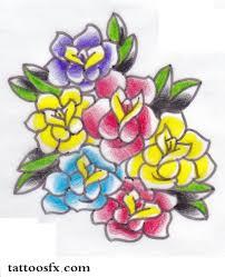 flower tattoo designs tattoosfx tattoo gallery rose tattoo