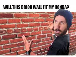 Brick Wall Meme - meme competition brick wall submit your best click for template