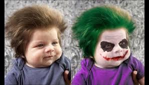 Meme Bebe - beb礬 era la sensaci祿n por su cabello y ahora le hacen memes