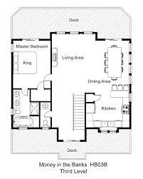 Floor Plan Bank by Soundside Vacation Rental Money In The Banks