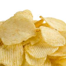 ripples chips snyder s of hanover plain ripple potato chips 1 lb bag 9
