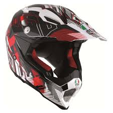 motocross helmet for sale agv ax 8 evo nofoot offroad black red helmets agv corsa helmet for