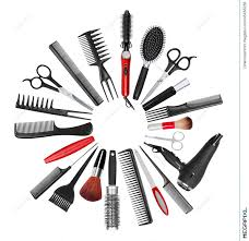 professional makeup artist tools a collection of tools for professional hair stylist and makeup a