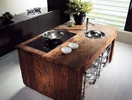 küche freistehend freistehender küchenblock lässt die küche attraktiver aussehen