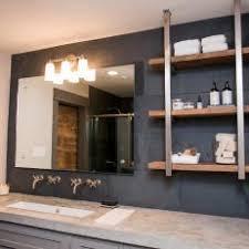 Bathroom Open Shelving Photos Hgtv
