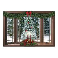 Christmas Outdoor Wall Art by Poinsettia Christmas Outdoor Wall Decor Set From Collections Etc