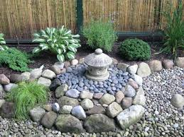 How To Make Rock Garden Diy Japanese Rock Garden Rock Garden In A Small Backyard Make Your