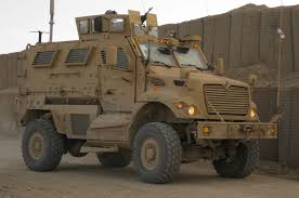 local swat team receives large armored vehicle previously used by