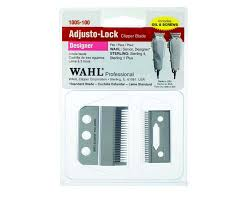 wahl replacement blade for designer 1005 100 barber supplies