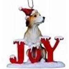 joy beagle christmas ornament beagleland pinterest beagle