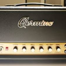 Germino 2x12 Cabinet Germino Reverb