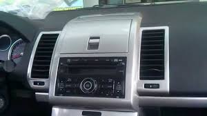 nissan sentra interior 2007 desmontar estereo how to remove radio nissan sentra 2007 2012