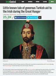 Ottoman Aid To Ireland What Happened To Muslims Imgur
