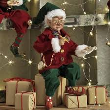 Large Christmas Elf Decorations by Christmas Elves U2013 Tagged