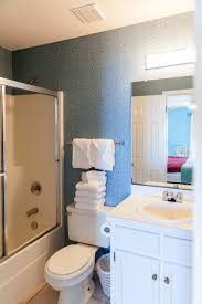 bright coastal chic master bathroom beach flip hgtv