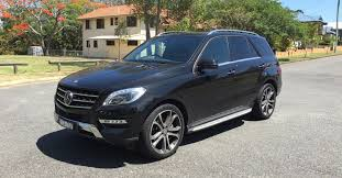 mercedes ml class mercedes ml review specification price caradvice