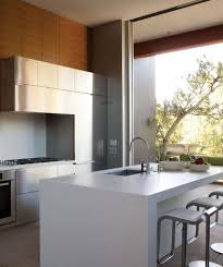 modern wooden kitchens mid century modern kitchen table white kitchen island and chromed