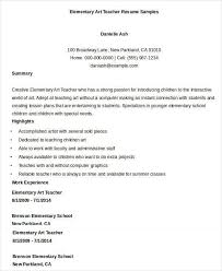 resume for teacher hitecauto us